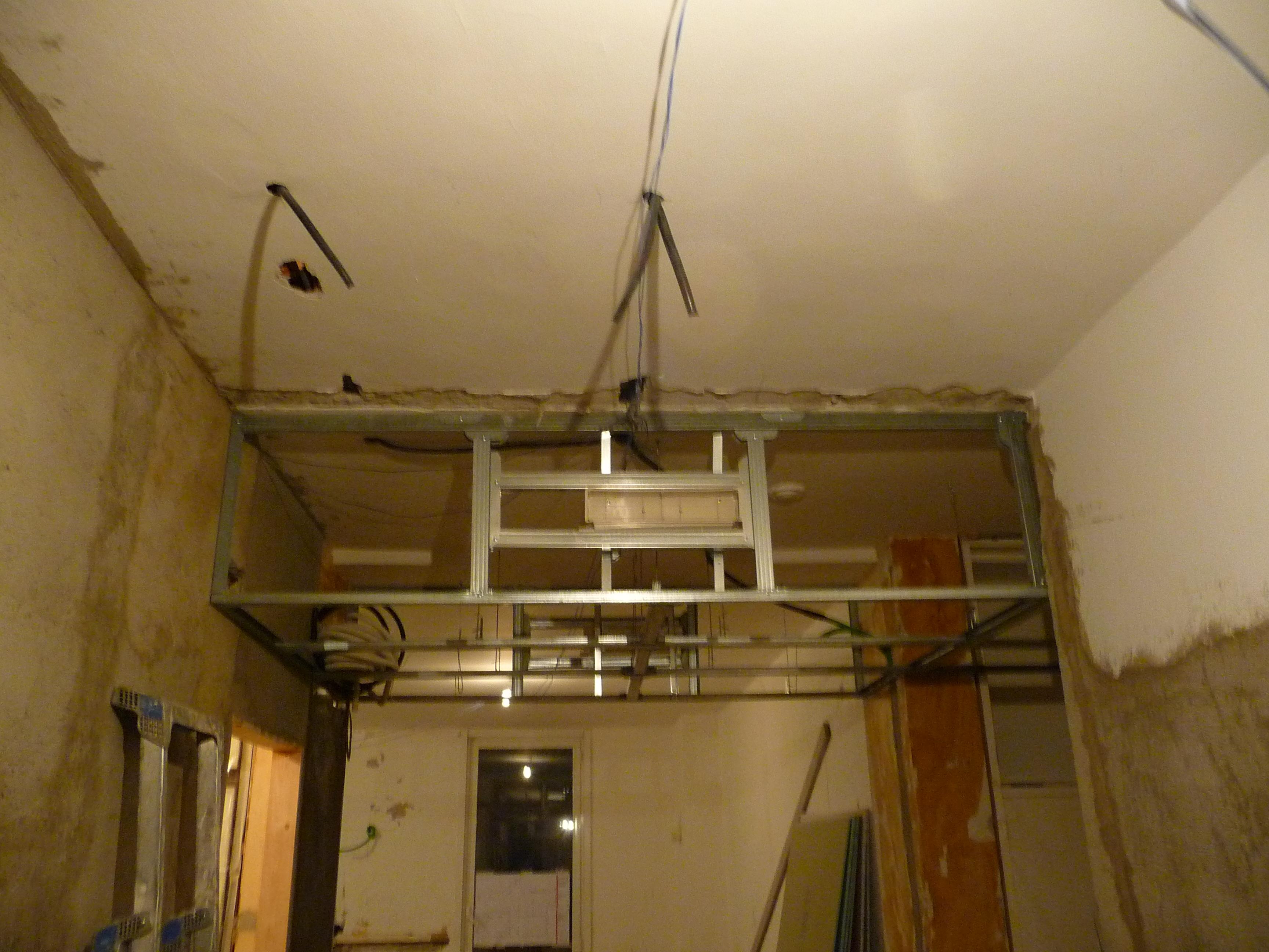 Faretti soffitto muratura ~ idee di design nella vostra casa